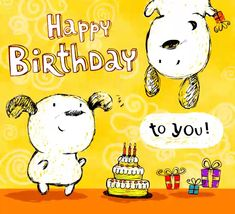 happy birthday greetings \ happy birthday wishes . happy birthday wishes for a friend . happy birthday wishes for him . Funny Happy Birthday Song, Happy Birthday Wishes Images, Happy Birthday Video, Happy Birthday Brother, Happy Birthday Signs, Happy Birthday Celebration, Happy Birthday Pictures, Happy Birthday Greetings, E Birthday Cards Free