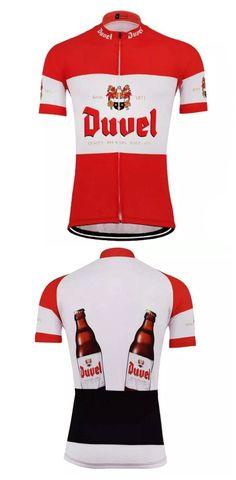 Le cadeau idéal pour les fans de cyclisme et de bière ! maillot vélo  original bière 21890e5e0