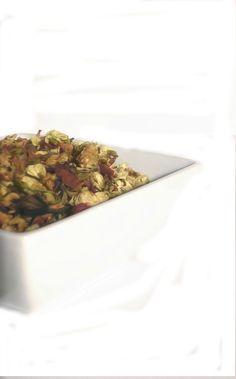 Autumn Sale  Meditation Blend  Loose leaf Herbal by aromacandles, $8.00
