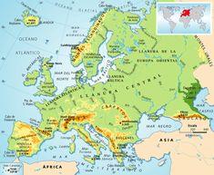 Las 13 Mejores Imagenes De Cole Mapa De Europa Europa Y
