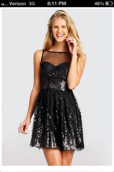 Cute dress for the holidays from Delia's!