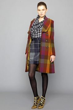 Vivienne Westwood - Anglomania - 2012 Fall-Winter
