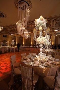 DAVID TUTERA WEDDING RECEPTIONS | David Tutera