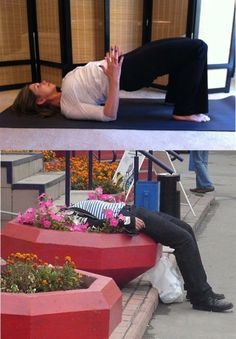 Drunk People Are Really Good At Yoga Poses - Mandatory Funny Baby Images, Funny Pictures For Kids, Funny Animal Pictures, Funny Kids, American Funny Videos, Funny Cat Videos, Humor Videos, Funny Shit, Justin Bieber Jokes