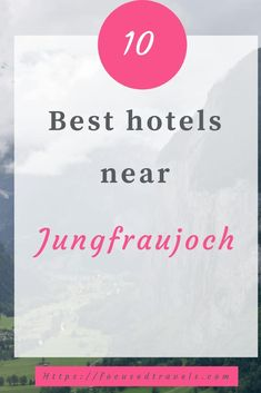 Jungfraujoch, Hotels Near, Best Hotels, Content, Travel, Viajes, Destinations, Traveling, Trips