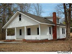 Sold for $142,000 - was $162,725 - 1918 - lots of updates - 818 Gridley Rd, Hendersonville, NC 28739