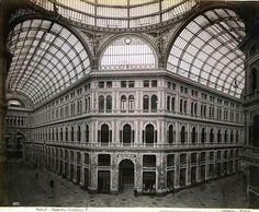 Sommer, Giorgio (1834-1914) - n. 1135 - Napoli - Galleria Umberto I - Galleria Umberto I - Wikipedia, the free encyclopedia