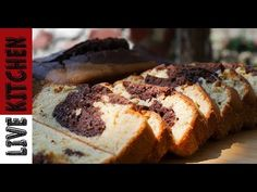 Kitchen Living, Banana Bread, Sweets, Eat, Youtube, Desserts, Recipes, Food, Cakes