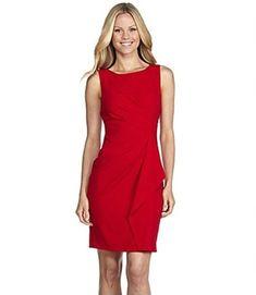 Moda 2015 » vestidos rojos5