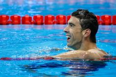MICHAEL PHELPS: Here's a look at the historic career of the greatest Olympian…