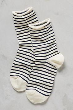 Mattie Crew Socks - anthropologie.com