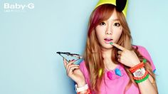 Taeyeon SNSD Beauty Girl