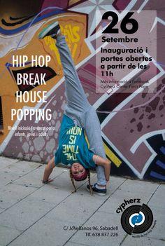 Inauguracion #cypherzcenter #sabadell #hiphop