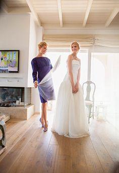 burda style - Schnittmuster Brautkleid - Trägerloses Bustierkleid