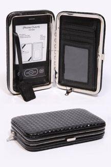 The essential: iPhone home (Bobble Phone Clutch) Total = £252.94 (£16)