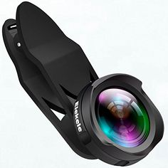 4K HD Phone Camera Lens, Elekele 2-In-1 Universal 0.45x Micro Lens+ 15x Super Wide Angle Lens for iPhone Samsung & Most Smartphones, Tablet  https://topcellulardeals.com/product/4k-hd-phone-camera-lens-elekele-2-in-1-universal-0-45x-micro-lens-15x-super-wide-angle-lens-for-iphone-samsung-most-smartphones-tablet/  【4K HD Phone Camera Lens】Made of premium optical glass for durability and clarity. Multi-element coated glass lenses minimize ghosting, reflections, lens fla