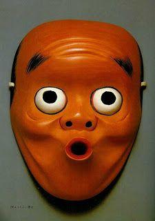 okame: Kagura mask