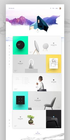 Web design layout ,j Minimal Web Design, Cool Web Design, Best Website Design, Web Design Mobile, Interior Design Website, Web Ui Design, Web Design Trends, Website Design Minimalist, Modern Web Design