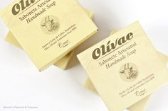 Sabonetes OLIVAE