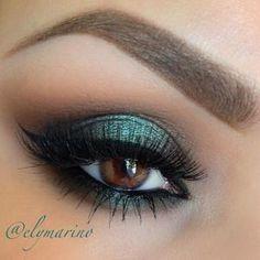 ABC Make Up Foundation Eyebrow Eyeliner Blush Cosmetic Concealer Brushes (Rose Gold) - Cute Makeup Guide Makeup Geek, Skin Makeup, Makeup Inspo, Makeup Art, Makeup Inspiration, Makeup Tips, Beauty Makeup, Makeup Ideas, Gorgeous Makeup