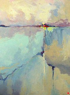 Light Splendor by Galerie du Soleil Oil ~ 16 x 12