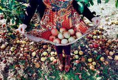 Natural 21 inch Waist Girl Blog // Wonderful Autumn