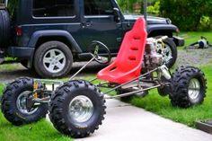 Off Road Buggy Dune Go Kart Shifter Full Suspension