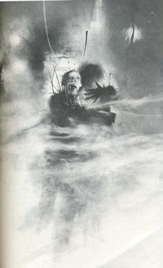 Scary Stories to Tell in the Dark Illustrations