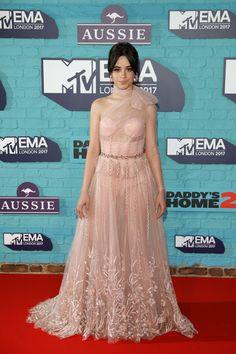 Dress nude dress red carpet dress camila cabello see through dress prom dress gown nude mtv Mtv, Nude Dress, Pink Dress, Zendaya, Rihanna, Dresses For Teens, Formal Dresses, See Through Dress, Mermaid Prom Dresses