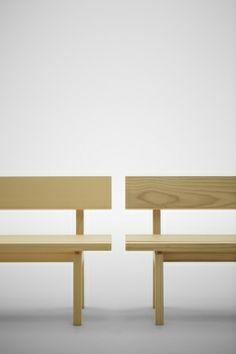 New Pieces by Jasper Morrison and Naoto Fukusawa For Maruni - News - Frameweb