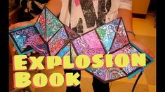 Middle School Art Projects, Art School, Middle School Crafts, Up Book, Book Art, Arts And Crafts For Adults, Kids Crafts, 8th Grade Art, Art And Craft Videos