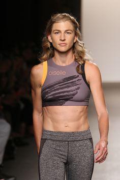 Lauren Fleshman, 5000m, #NYFW #Spring15
