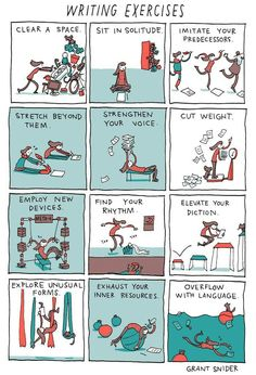 Grant Snider on | Pinterest