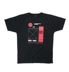 T-shirt Wireframe by NATRI | Shop on: https://grafitee.us/s/t-shirts/173-t-shirt-wireframe.html | #tshirt #fashion #clothing #apparel #grafitee #shopindie