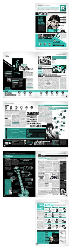 Editorial-Suplemento. on Behance