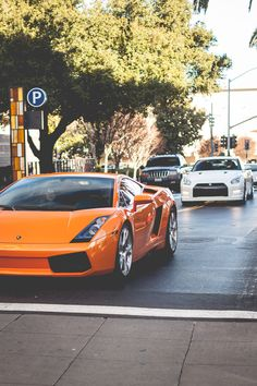 Lamborghini Gallardo and GT-R Most Expensive Car, Latest Cars, Top Gear, Lamborghini Gallardo, Car In The World, Car Ins, Car Show, Motor Car, Exotic Cars