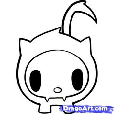 free - Tokidoki Unicorno Coloring Pages