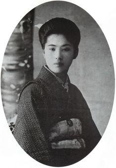 西村志可子(明治のミスコン出場者、明治時代の美人ランキング)   幕末ガイド Nishimura Shikiko (Miss contestant in Meiji, beauty ranking in the Meiji era)   Bakumatsu guide