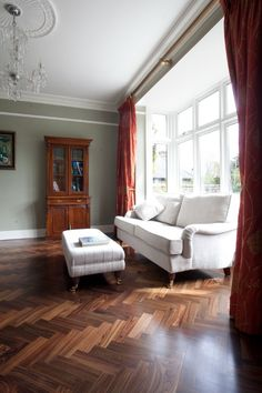 Full of vibrancy and beautiful fluctuations of colour. The pinnacle of wood flooring! Fitted in Dundrum, Dublin 14.