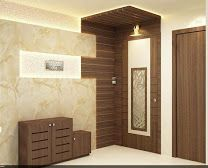 Interior Designer in Thane Main Entrance Door Design, Home Entrance Decor, Front Door Design, Gate Design, Door Design Interior, Interior Design Business, Interior Design Services, Interior Designing, Wooden Door Design