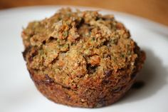 Just got a juicer...trying some pulp recipes! Juicer Pulp Muffins (aka compost muffins)