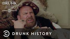 Rob Beckett & Henry VIII (Part 2) | Drunk History UK
