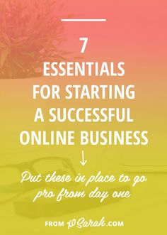 You've nailed down your business name, set up your services, organized your workspace and are ready to build a brilliant business. But are you missing these 7 small business essentials that could keep you from growing consistenly and positioning yourself for long-term success?
