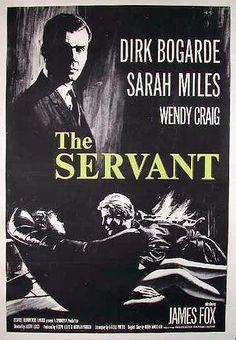 The Servant de Joseph Losey (1963)