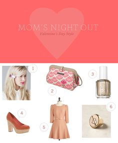 Mom's Night Out: Valentine's Day Date Night Style / PPB Blog