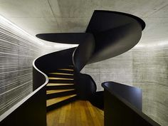 Beautiful, organic staircase.