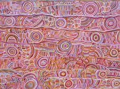 Betty Mbitjana / Awelye Atnwengerrp (Body Paint) (14A) - 9074811