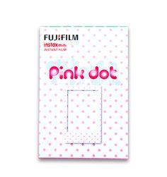 MochiThings.com: Pink Dot Fuji Instax Mini Film