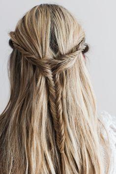 Recreate Hair & Makeup from Rachel Zoe's FW16 - Stylisted