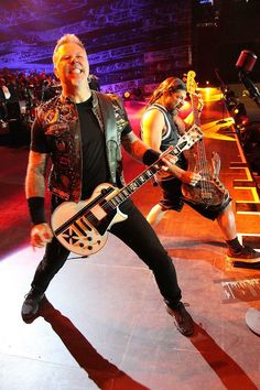 Metallica! Germany 2015! James!